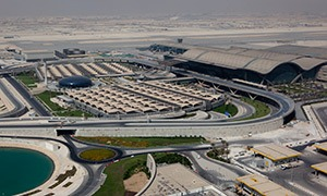23 water and wastewater tanks, 46.0 MIG at Hamad International Airport