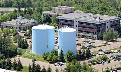 Water Tower Hill Steel Tank Replacement
