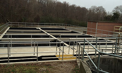 concrete tank modifications and rehabilitations in Fort Belvoir, VA